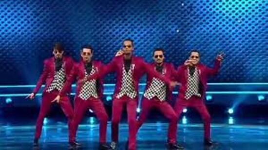 KM CHANNEL - 5 Dances  (Danse)