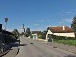 L'Ain - Béligneux -