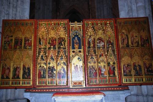 La Cathédrale de Cologne classée par l'UNESCO (photos)