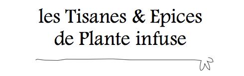 Tisanes & Epices Titre