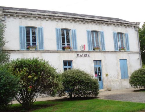 Charente-Maritime - Paillé