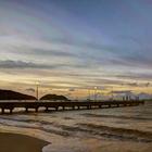 Un soir à l'Anse à l'Âne (Trois-Îlets) - Photo : Caro