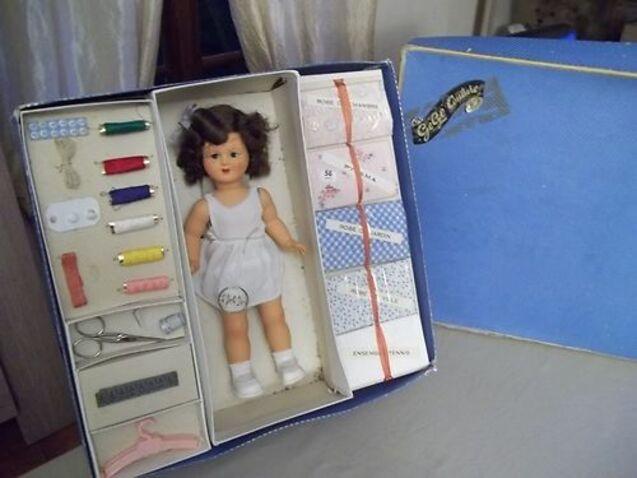 Les coffrets de poupées Gégé