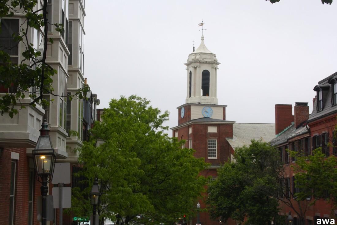 Après le CANADA, nous voilà aux ETATS-UNIS en mai 2016 : BOSTON