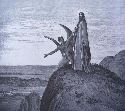 """La pensée du jour : """" Satan est un menteur """""""