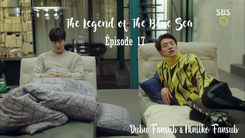 The Legend of the Blue Sea épisode 17 !