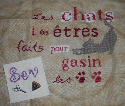 """SAL """" Les Chats"""" - 9 et 10"""