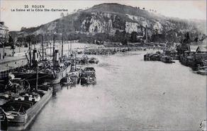 LES REMPARTS DE SAINTE-CATHERINE (Seine-Maritime)
