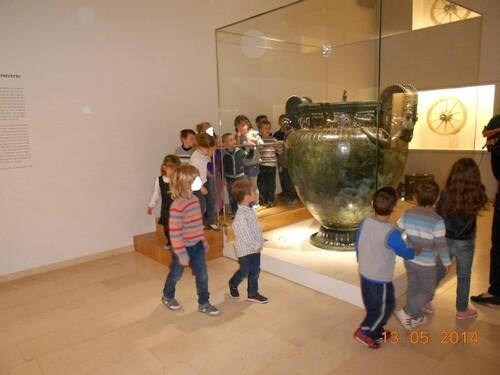 Journée au musée