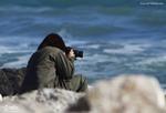Tribu ou photographe photographiée (Photos Laurent)