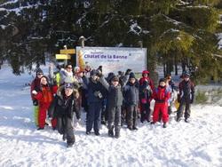 mardi 5 février : la sécurité en montagne enneigée