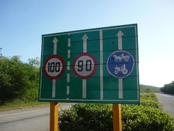 Guantanamo - Santiago de Cuba : 86 km