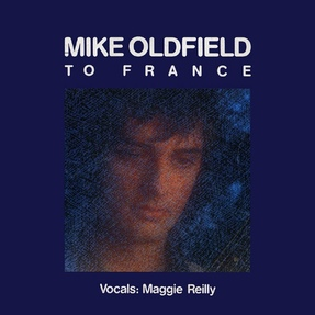 Les SINGLéS # 106: Mike Oldfield - To France (1984)