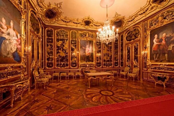 Art et Culture 3:  Schönbrunn, le Versailles viennois