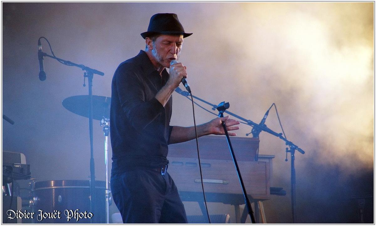 Miossec (1) - Festival des Vieilles Charrues 2014