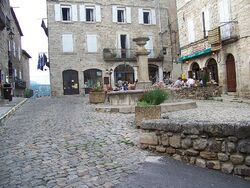 Découvrir l'Ardèche...Joyeuse