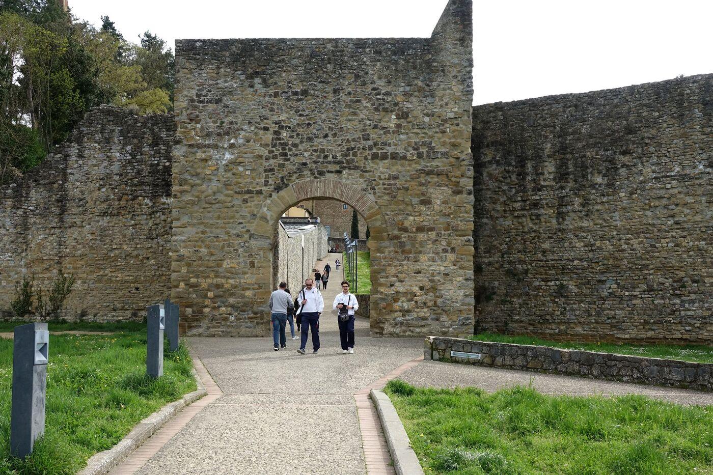 Arezzo, la cité de Pétrarque