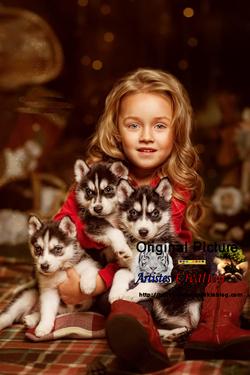 -- Enfants Animaux -- 11
