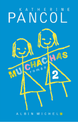 Extraits de ma lecture {Muchachas - T2}