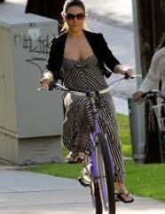 **   LES PLAISIRS DE LA BICYCLETTE..!**