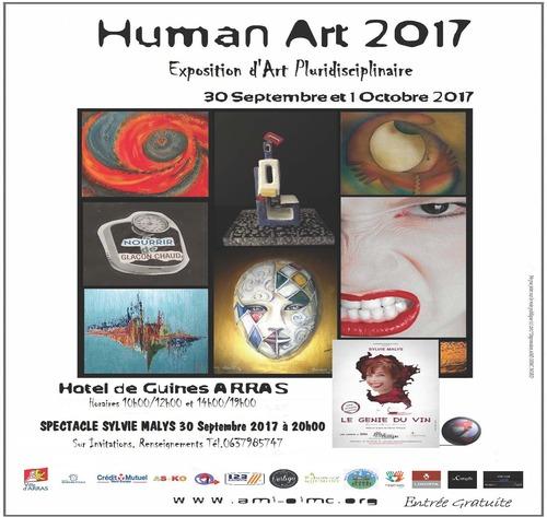 Exposition Human Art 2017