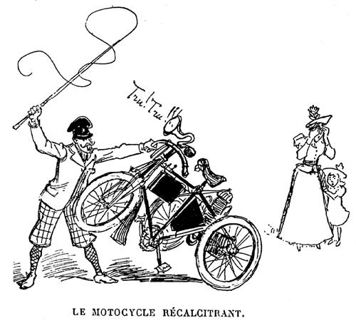 LA MOTOCYCLETTE ET LES (BEAUX) ARTS