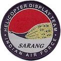 Patrouilles acrobatiques sur hélicoptères