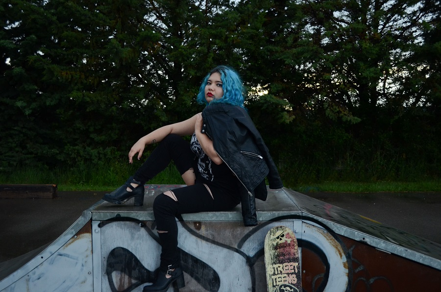 """""""Queen of Noise"""" avec Marina L. Photographie"""