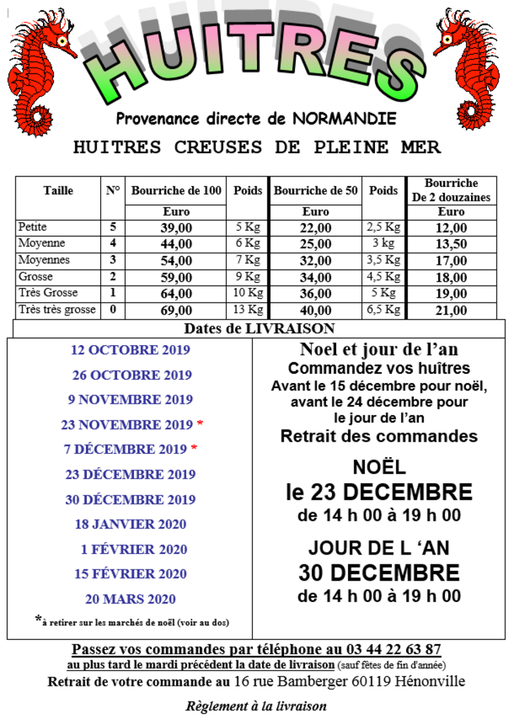 Le Tract 2018 - 2019