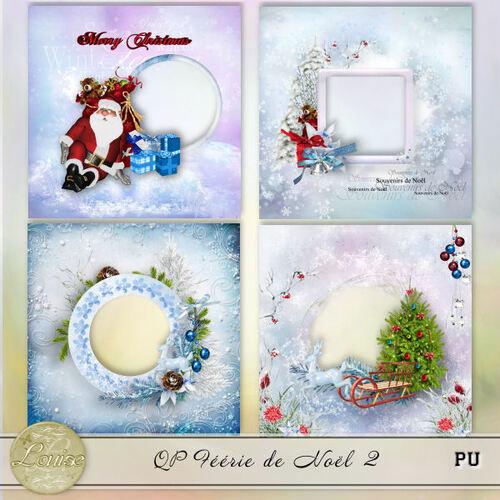 QP Féérie de Noël