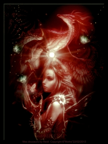 Femme-Dragon