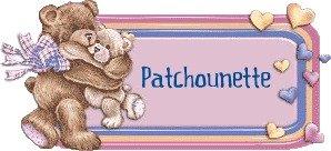 Patchounette Nounours bisous