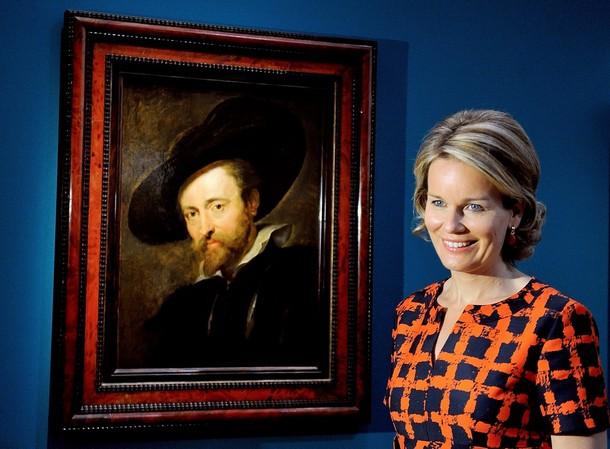 Mathilde et Rubens