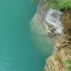 Les eaux limpides du Rhin Antérieur