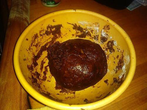Biscuit citrouille (clémentine) et biscuits arraignée (chocolat) spécial HALLOWEEN{Vegan}