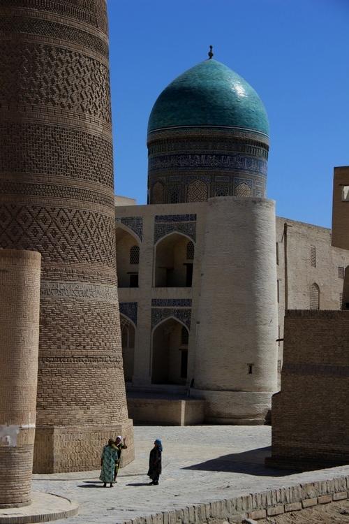 En route vers l Iran : steppes, desert et splendeur de Boukhara