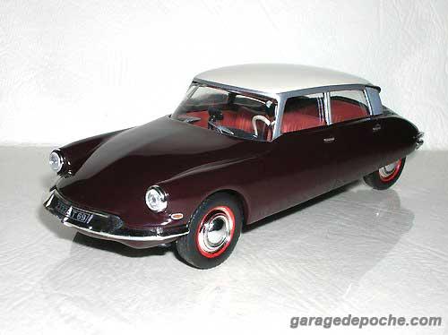Citroën DS 19  1958