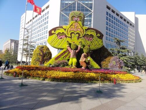 Jour 5: promenade dans Pékin