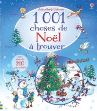 1001 choses de noël à trouver