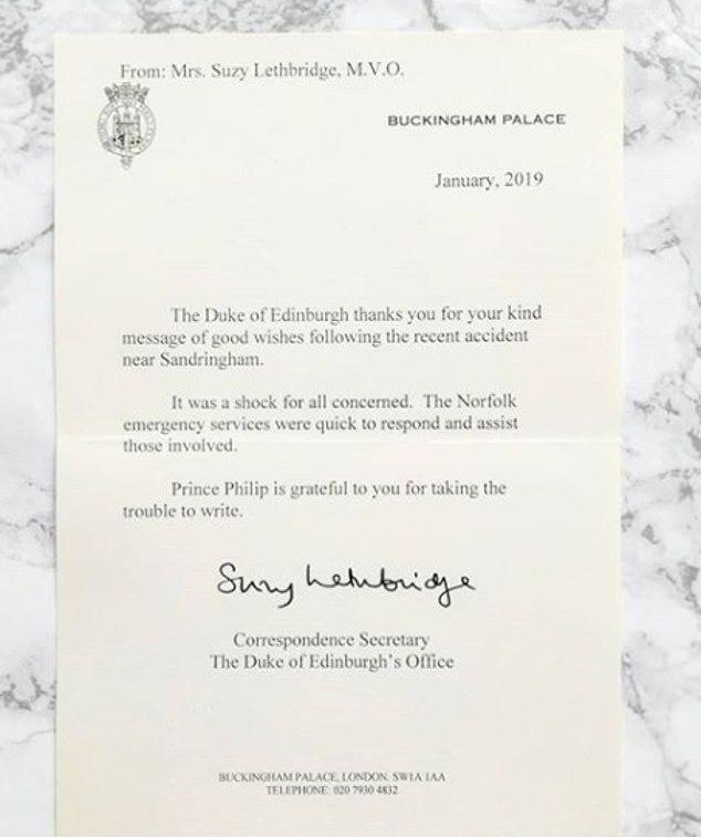 Les lettres du prince