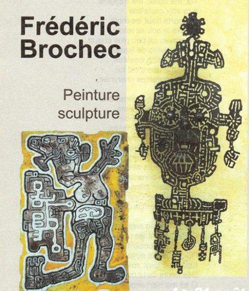 Frédéric Brochec 1 l'expo