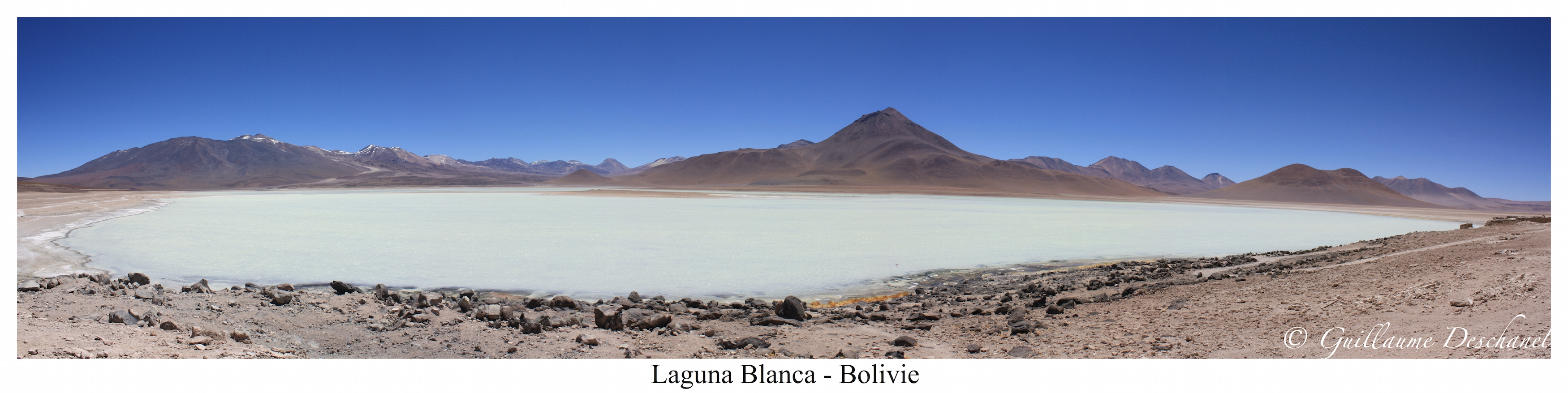 Panoramique 5 - Laguna Blanca - Bolivie - copie