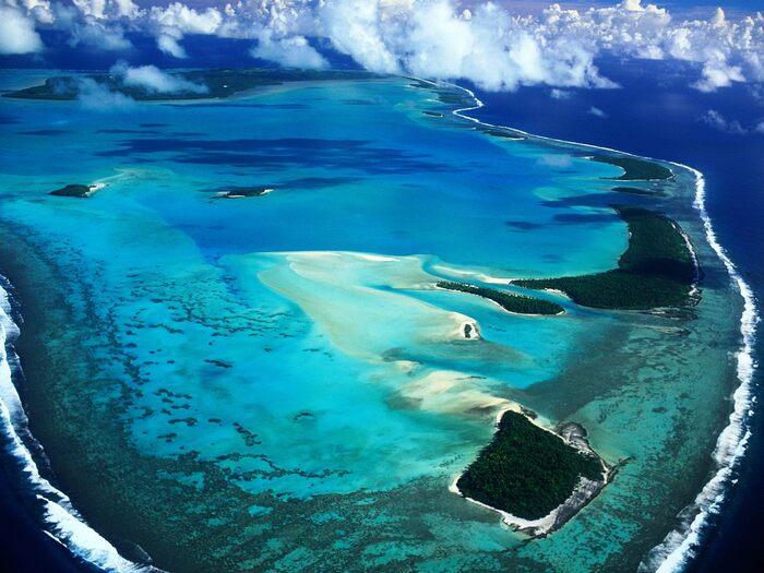 10 images d'îles