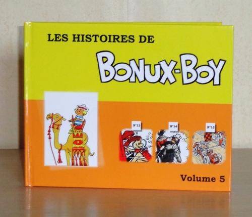 Bonux Boy intégrale 5