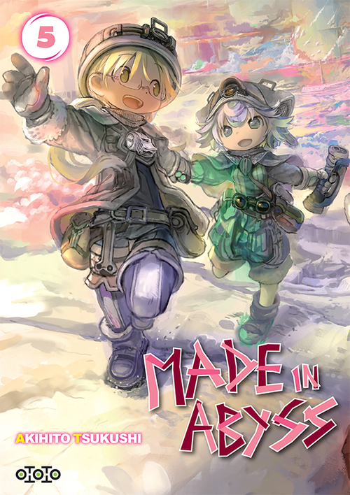 Made in abyss - Tome 05 - Akihito Tsukushi