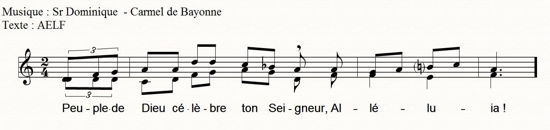 Graduel - Saint Sacrement - A (sr Do)