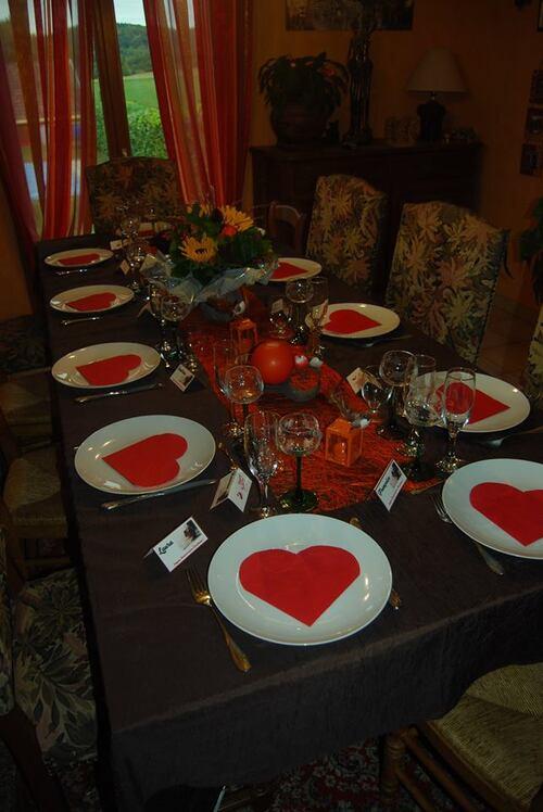 Les décos de tables d'anniversaires pour la famille et pour les fêtes