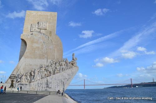 Le beau temps est revenu sur Lisbonne.