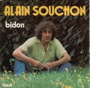 Les SINGLéS # 101 - Alain Souchon - Bidon (1976)