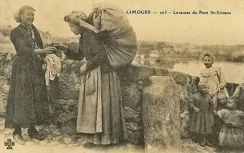Le grand Almanach de la France : Limoges autrefois